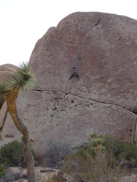 Rock Climbing Photo: kookstatus