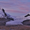 Columbia Icefield , Alberta Canada