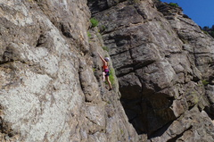 High Wire, Clear Creek Canyon