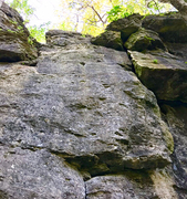 Sandy River Blues 5.9 mixed route