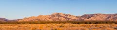 Rock Climbing Photo: Granite Peak of the Mineral Mountains. The granite...