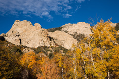 Rock Climbing Photo: This was taken in the Rock Corral area, but I don'...