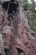 Rock Climbing Photo: Kat Floyd (Altay Classic)