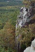 Rock Climbing Photo: Carlo and Peter