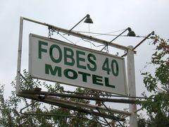 Rock Climbing Photo: Fobes 40