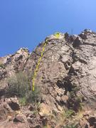 Rock Climbing Photo: way