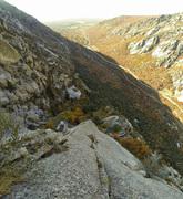 Rock Climbing Photo: the ridge of bliss