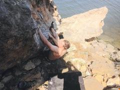 Daniel crushing