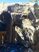 Rock Climbing Photo: Conman