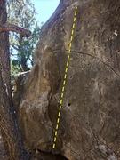 Rock Climbing Photo: What Where