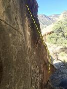 Rock Climbing Photo: Launch Pad