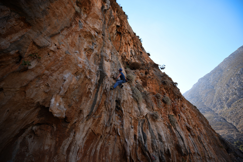 The end of the crux