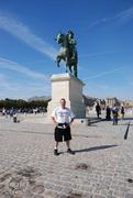 MJM with Louis XIV.
