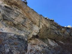 Rock Climbing Photo: Apetizer Wall