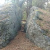 Connecticut Cave Boulder