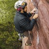 Josh Munoz leading Upper Diagonal,Devils Lake