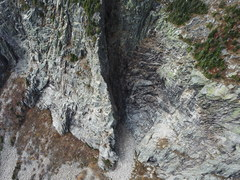 Route from above