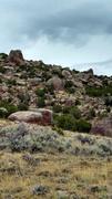 Rock Climbing Photo: The climbing area.