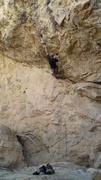 Rock Climbing Photo: Today's Empire, Tomorrow's Ashes, 5.11c.