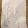 Lackey's drawn topo