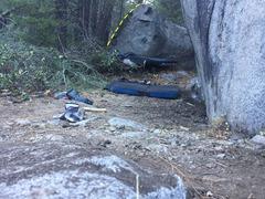 Rock Climbing Photo: Quarterly Quota