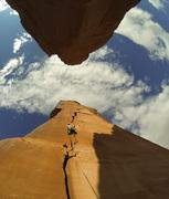 Rock Climbing Photo: Sacred Space