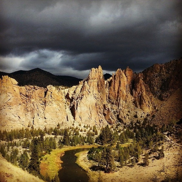 Monument Area, Smith Rock
