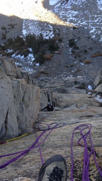 New route route on the crest 10/29/17