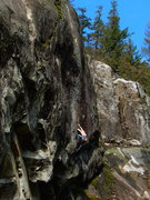 Rock Climbing Photo: After Hours Crag in Newhalem