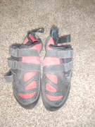 New Mad Rock velcro shoes, size 10