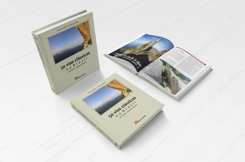 In Florianópolis there are two routes among the 50 classic routes in Brazil. There are detailed topos in the book.