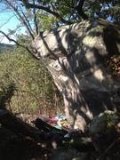 Pivot point Boulder