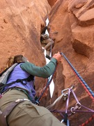 Start of third pitch, passing through for better OW holds.