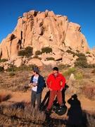 Rock Climbing Photo: Joe and Daniel
