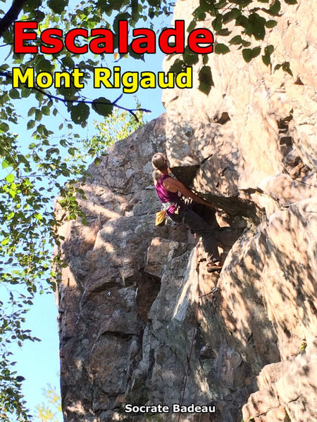 Escalade Mont-Rigaud