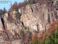 Main Cliff