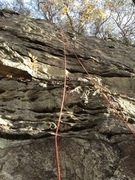 Fun start leads to easy climbing.