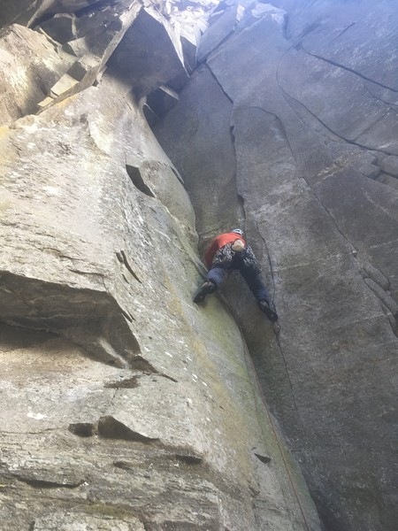 Sylvain in the dihedral start