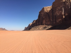 Rock Climbing Photo: Wadi Rum