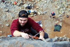 Rock Climbing Photo: Auburn State Rec