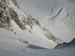 Skiing Messner Coulior.