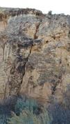 Rock Climbing Photo: Just Another Crack.