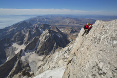 Rock Climbing Photo: Grand Teton 9/11