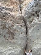Rock Climbing Photo: Hidden Sea direct 11+
