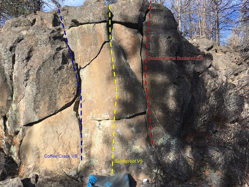Bulletproof Boulder