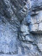 Rock Climbing Photo: Spinoza 12b.