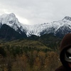 Mt Index from the Lower Town Wall in November