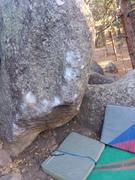 Rock Climbing Photo: Martini Ranch - V7