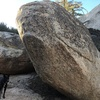 another angle of S boulder
