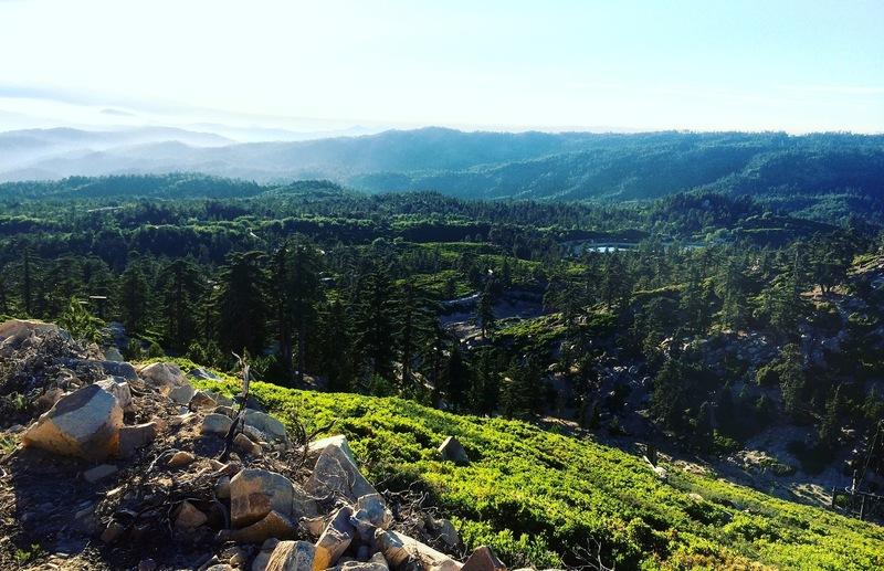Slide Peak Views.